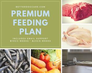 Premium Feeding Plan